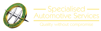 Specialised Automotive Services Logo